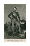 Marshal Emmanuel, Marquis De Grouchy Giclee Print by Jean Sebastien Rouillard