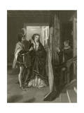 False as Fair Giclee Print by John Rogers Herbert