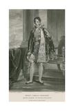 Prince Camillo Borghese Giclee Print by Francois Gerard