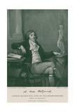 Charles Maurice-Elie Giclee Print by Jean-Baptiste Greuze