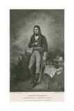 Napoleon Bonaparte Giclee Print by Jean Sebastien Rouillard