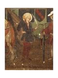 Fresco Giclée-tryk af Giacomo Jaquerio