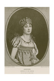 Josephine, Empress of the French Giclee Print by Francois Gerard