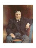 Portrait of Prince Vyacheslav Tenishev, 1896 Giclée-vedos tekijänä Leon Joseph Florentin Bonnat
