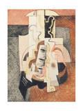 Uden titel Giclée-tryk af Louis Marcoussis