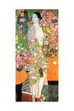 Dancer, 1916 Giclée-Druck von Gustav Klimt