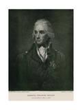 Horatio, Viscount Nelson Giclée-vedos tekijänä Lemuel Francis Abbott