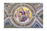 Justice, 1508 Reproduction procédé giclée par  Raphael