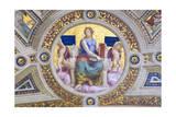 Philosophy, 1508 Reproduction procédé giclée par  Raphael