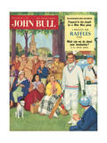 Front Cover of 'John Bull', May 1958 Giclee Print