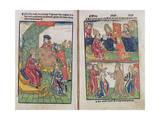 Emperor Sigismund Giclee Print by Ulrich Von Richental