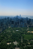 New York's Central Park Photographic Print