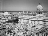 Havana Capitol Area Reproduction photographique par Philip Gendreau