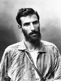 Portrait of Pierre Brazza Fotografisk trykk av  Nadar