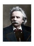 Edvard Grieg Reproduction procédé giclée par Stefano Bianchetti