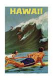 Hawaii, C.1965 Giclee Print