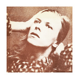 Artwork from David Bowie's Rca Debut Album 'Hunky Dory', 1971 Giclée-vedos