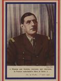 General De Gaulle Reproduction photographique