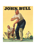 Front Cover of 'John Bull', June 1946 Giclee Print