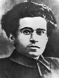 Portrait of Antonio Gramsci Reproduction photographique