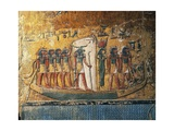 Egypt, Luxor, Ancient Thebes, Valley of Kings Giclée-Druck