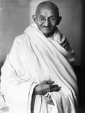 Mahatma Gandhi Fotografisk tryk