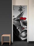 Classic Car Door Wallpaper Mural Tapettijuliste