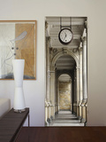 Passageway Door Wallpaper Mural Tapetmaleri