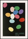 Eggs, 1982 (Multi) Posters by Andy Warhol
