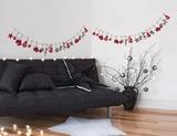 Christmas Wreath Adesivo de parede
