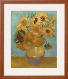 Sunflowers, c.1889 高品質プリント : フィンセント・ファン・ゴッホ