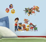Paw Patrol Peel and Stick Wall Decals Wall Decal
