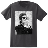 Bob Dylan - Harmonica Tシャツ