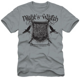 Game of Thrones - Night's Watch Oath T-shirts