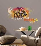 Star Wars Rebels Watercolor Peel and Stick Giant Wall Graphix Veggoverføringsbilde