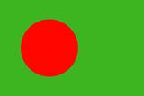 Bangladesh National Flag Poster Print Poster