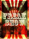 Freak Show Posters
