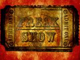 Freak Show Ticket 4 Poster
