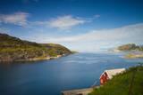 Norwegian Seaside Fotografisk trykk av  Lamarinx