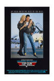 Top Gun - Movie Poster Reproduction 高品質プリント