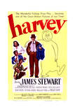Harvey - Movie Poster Reproduction Pôsters