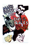 A Day at the Races - Movie Poster Reproduction Poster