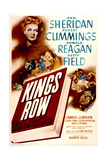 Kings Row - Movie Poster Reproduction Print