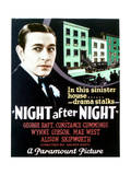 Night After Night - Movie Poster Reproduction Prints