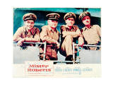 Mister Roberts - Lobby Card Reproduction Prints