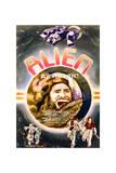 Alien - Movie Poster Reproduction Plakat