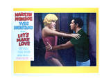 Let's Make Love - Lobby Card Reproduction Posters