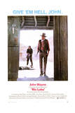 Rio Lobo - Movie Poster Reproduction Posters