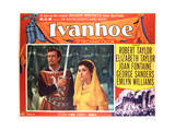 Ivanhoe - Lobby Card Reproduction アート