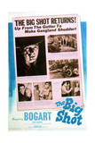The Big Shot - Movie Poster Reproduction Posters